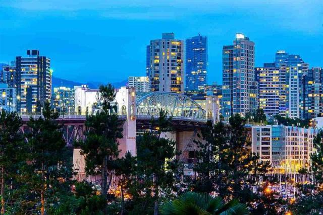 1490 Pennyfarthing Drive #306, Vancouver, BC V6J 4Z3 (#R2306631) :: West One Real Estate Team