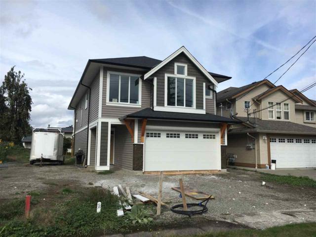 45663 Reece Avenue Lot 1, Chilliwack, BC V2P 2Z9 (#R2306659) :: Vancouver House Finders