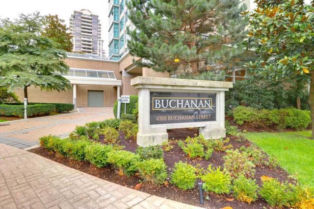 4388 Buchanan Street #1801, Burnaby, BC V5C 6R8 (#R2306672) :: West One Real Estate Team