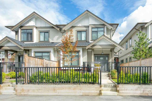 9551 No 3 Road #13, Richmond, BC V7A 1W2 (#R2306693) :: Vancouver House Finders