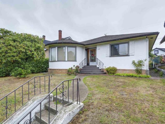 1616 Nanaimo Street, Vancouver, BC V5L 4V1 (#R2306735) :: Vancouver House Finders