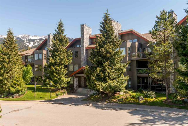 3309 Ptarmigan Place #329, Whistler, BC V0N 1B3 (#R2306750) :: TeamW Realty