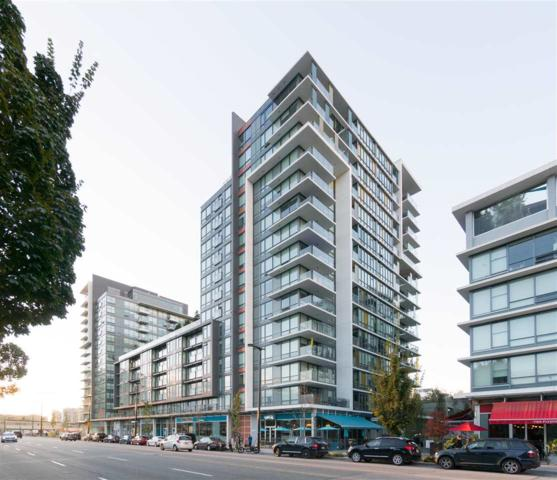 159 W 2ND Avenue #809, Vancouver, BC V5Y 1B8 (#R2306778) :: West One Real Estate Team