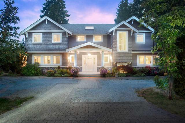 3625 Edgemont Boulevard, North Vancouver, BC V7R 2P6 (#R2306787) :: West One Real Estate Team