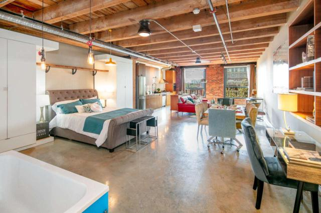 55 E Cordova Street #416, Vancouver, BC V6A 0A5 (#R2306879) :: Vancouver House Finders