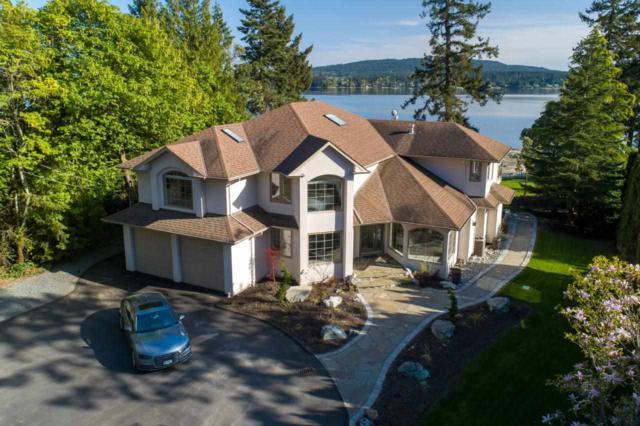 745 Towner Park Road, No City Value, BC V8L 5L7 (#R2306892) :: Vancouver House Finders