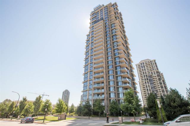 2077 Rosser Avenue #2701, Burnaby, BC V5C 0G6 (#R2306950) :: West One Real Estate Team