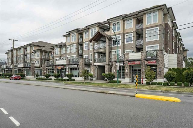 6758 188 Street #451, Surrey, BC V4N 6K2 (#R2306977) :: West One Real Estate Team
