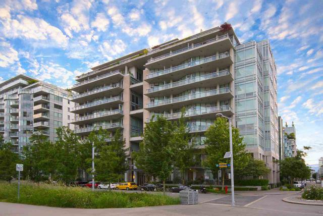 1633 Ontario Street #708, Vancouver, BC V5Y 0C2 (#R2306984) :: West One Real Estate Team