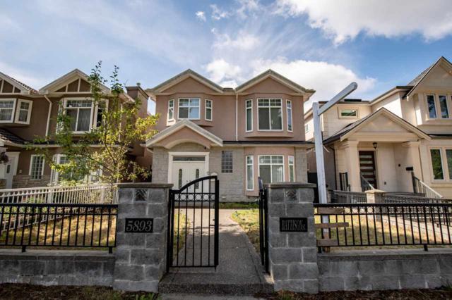 5893 Battison Street, Vancouver, BC V5R 4M7 (#R2307021) :: Vancouver House Finders