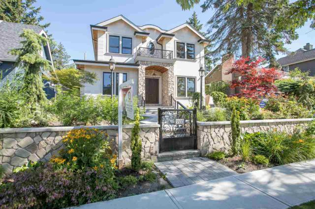 3533 W 38TH Avenue, Vancouver, BC V6N 2X9 (#R2307070) :: West One Real Estate Team