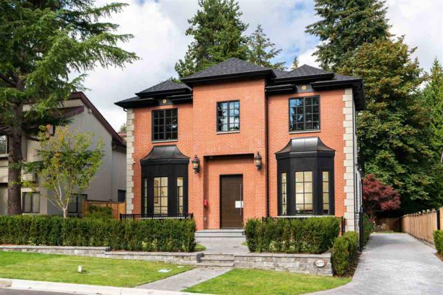4177 Doncaster Way, Vancouver, BC V6S 1W1 (#R2307095) :: West One Real Estate Team