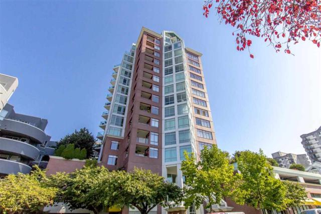 130 E 2ND Street #1202, North Vancouver, BC V7L 1C3 (#R2307102) :: West One Real Estate Team