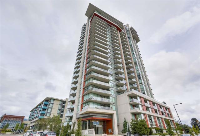 1550 Fern Street #1706, North Vancouver, BC V7J 0A9 (#R2307146) :: Vancouver House Finders