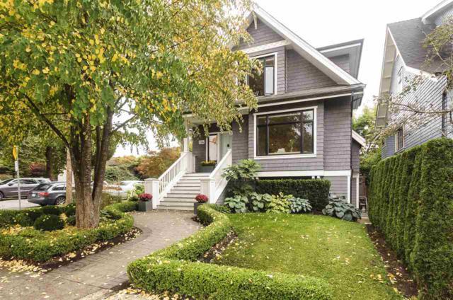 894 E 32ND Avenue, Vancouver, BC V5V 2Y8 (#R2307185) :: TeamW Realty