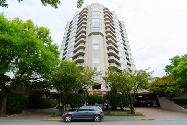 1045 Quayside Drive #402, New Westminster, BC V3M 6C9 (#R2307226) :: West One Real Estate Team
