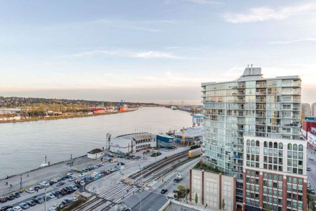 668 Columbia Street #1903, New Westminster, BC V3M 1A9 (#R2307237) :: West One Real Estate Team