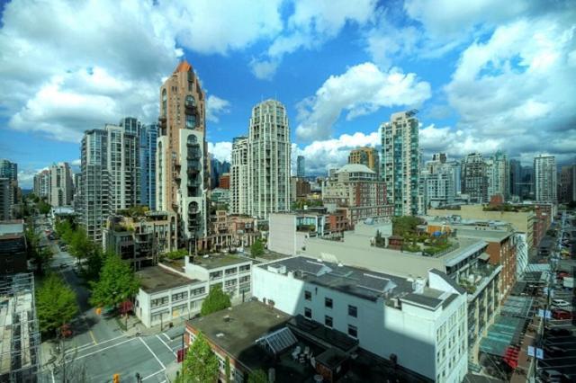 388 Drake Street #1506, Vancouver, BC V6B 6A8 (#R2307240) :: TeamW Realty