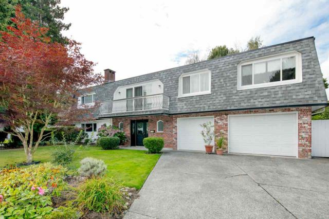 10771 Roselea Crescent, Richmond, BC V7A 2R5 (#R2307261) :: West One Real Estate Team