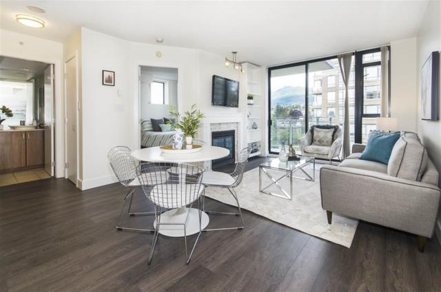 175 W 1ST Street #1105, North Vancouver, BC V7M 3N9 (#R2307263) :: West One Real Estate Team