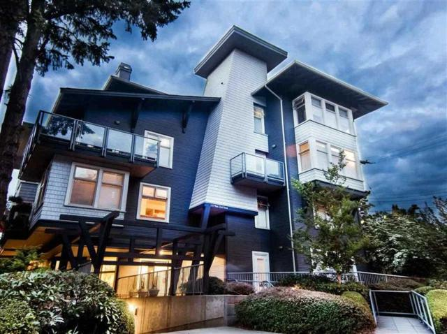 118 W 22ND Street #203, North Vancouver, BC V7M 1Z9 (#R2307326) :: West One Real Estate Team