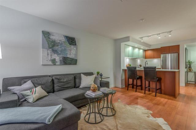 221 E 3RD Street #407, North Vancouver, BC V7L 0C1 (#R2307354) :: West One Real Estate Team