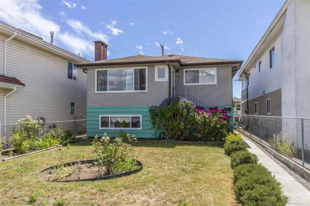 3760 Spruce Street, Burnaby, BC V5G 1X9 (#R2307360) :: West One Real Estate Team