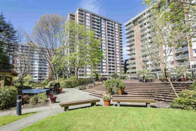 2016 Fullerton Avenue #103, North Vancouver, BC V7P 3E6 (#R2307411) :: Vancouver House Finders