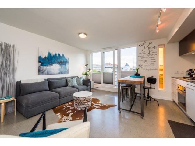 150 E Cordova Street #803, Vancouver, BC V6A 1K9 (#R2307464) :: Vancouver House Finders