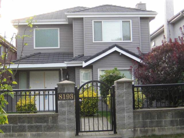 8193 French Street, Vancouver, BC V6P 4V9 (#R2307507) :: West One Real Estate Team