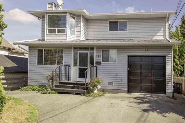 249 Pembina Street, New Westminster, BC V3M 5J3 (#R2307525) :: West One Real Estate Team