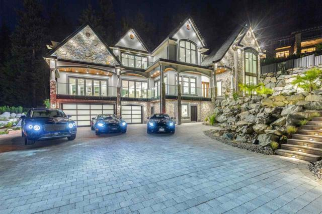 2030 Ridge Mountain Drive, Port Moody, BC V3H 5E9 (#R2307569) :: West One Real Estate Team