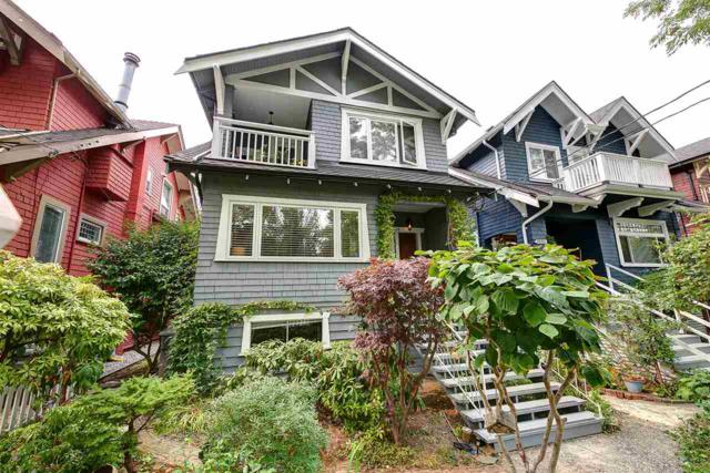 2229 Stephens Street, Vancouver, BC V6K 3W5 (#R2307671) :: TeamW Realty
