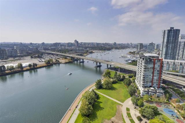 8 Smithe Mews #2603, Vancouver, BC V6B 0A5 (#R2307682) :: TeamW Realty