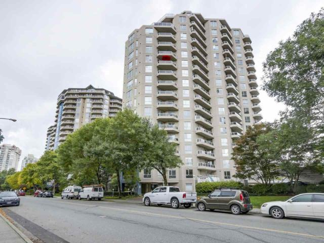 1185 Quayside Drive #602, New Westminster, BC V3M 6T8 (#R2307700) :: West One Real Estate Team