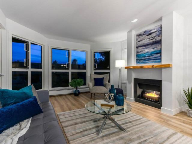 7377 Salisbury Avenue #317, Burnaby, BC V5E 4B2 (#R2307701) :: Vancouver House Finders