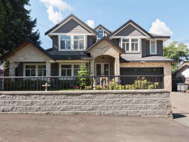 14083 110 Avenue, Surrey, BC V3R 1Z3 (#R2307703) :: Vancouver House Finders
