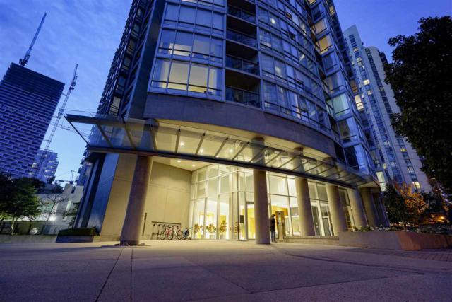 1495 Richards Street #1108, Vancouver, BC V6Z 3E3 (#R2307764) :: TeamW Realty