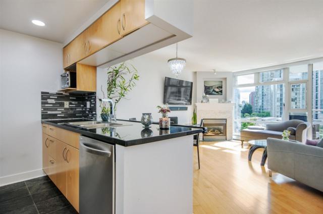 189 Davie Street #706, Vancouver, BC V6Z 2X9 (#R2307845) :: Vancouver House Finders