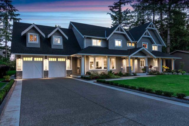 4536 Southridge Crescent, Langley, BC V3A 4N8 (#R2307860) :: West One Real Estate Team