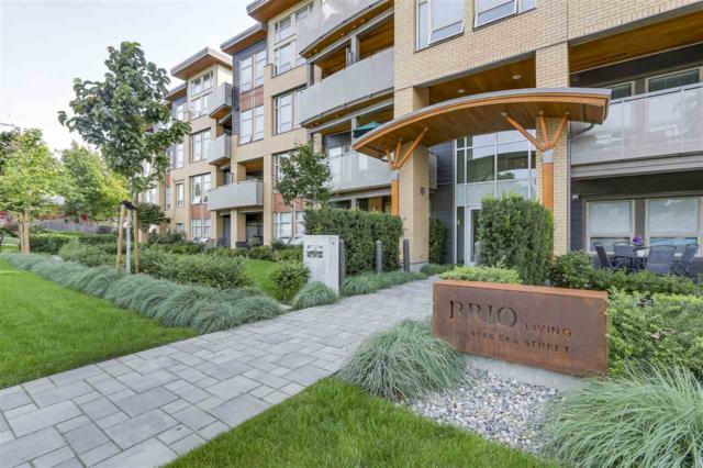 1166 54A Street #401, Tsawwassen, BC V4M 4B5 (#R2307861) :: JO Homes   RE/MAX Blueprint Realty