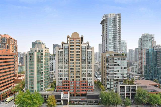 1238 Burrard Street Ph1, Vancouver, BC V6Z 3E1 (#R2307894) :: TeamW Realty