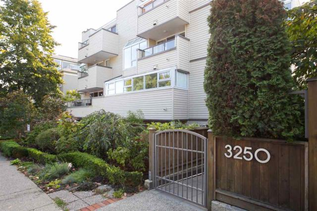 3250 W 4TH Avenue #2, Vancouver, BC V6K 1R9 (#R2307900) :: TeamW Realty