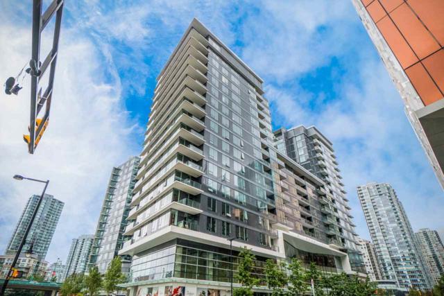 38 Smithe Street #857, Vancouver, BC V6B 0P3 (#R2307902) :: TeamW Realty