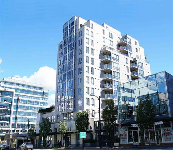 1030 W Broadway #307, Vancouver, BC V6H 4J5 (#R2307938) :: Vancouver House Finders