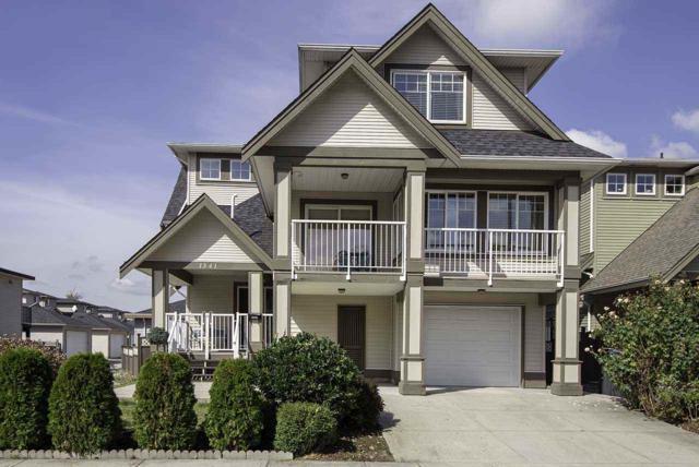 1341 Salter Street, New Westminster, BC V3M 0C8 (#R2308048) :: West One Real Estate Team
