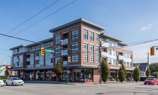 202 E 24TH Avenue #206, Vancouver, BC V5V 1Z6 (#R2308049) :: Vancouver House Finders