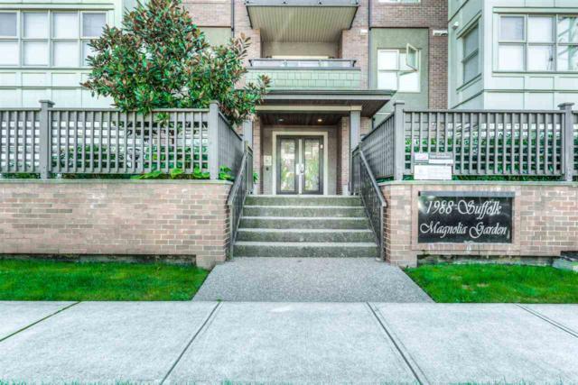 1988 Suffolk Avenue #307, Port Coquitlam, BC V3B 1H2 (#R2308088) :: JO Homes | RE/MAX Blueprint Realty