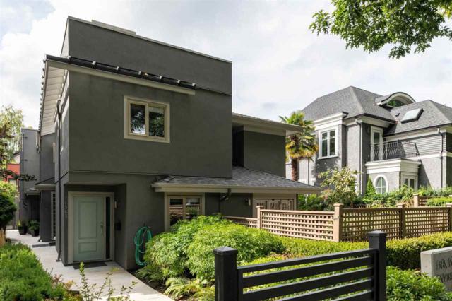 1363 Walnut Street, Vancouver, BC V6J 3R2 (#R2308095) :: Vancouver House Finders