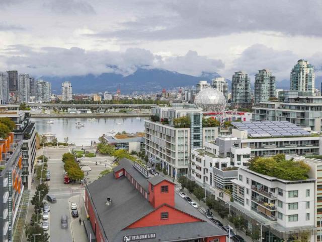 1783 Manitoba Street #1603, Vancouver, BC V5Y 0G9 (#R2308129) :: West One Real Estate Team